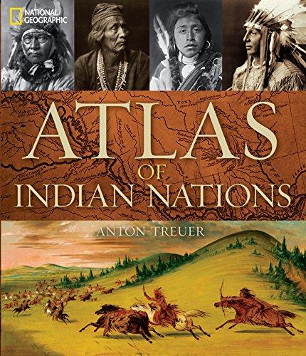 American History Atlas - Atlas of Indian Nations