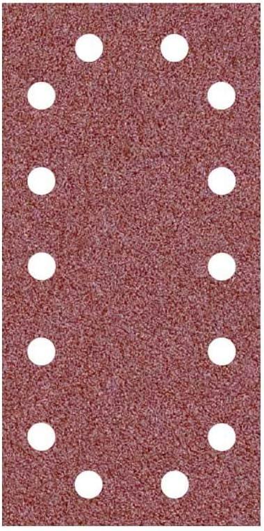STORCH Klett-Schleifpapier 100 x 147 mm f/ür Delta-Schwingschleifer K/örnung 40