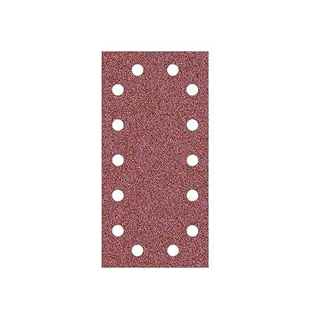 14-hole 50 MioTools Hook /& Loop Sanding Sheets//Sanding Paper for Orbital Sanders Grit 100 230x115 mm