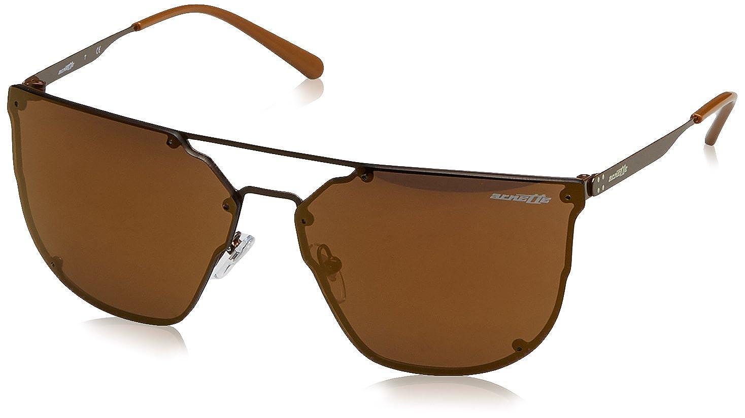 Arnette Hundo-P1 Gafas de sol, Brown, 63 para Hombre