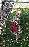 Baby 2-3 T Folk dress and Apron