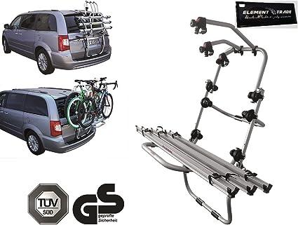 Portabicicletas Bici OK para portón trasero de coche de Element ...