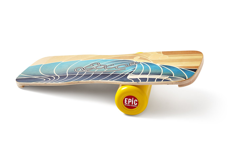 Epic Waves Balance Board Balance Trainer Epic Balanceboards