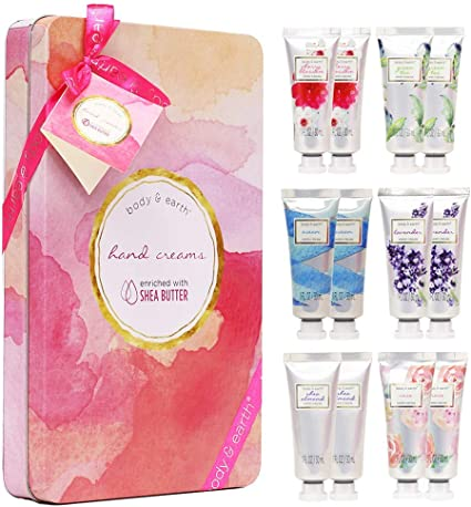 Beautiful Hand cream collection