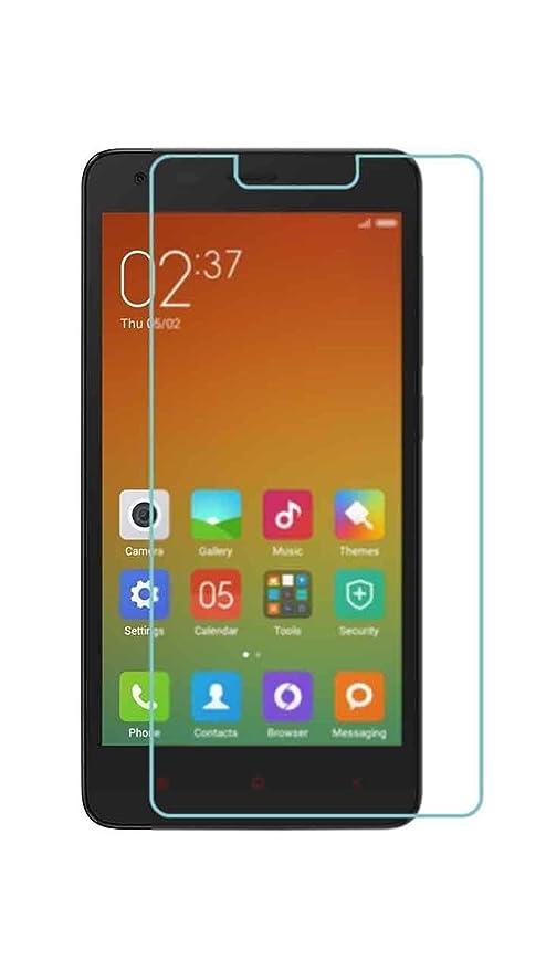 MOBIFIT Screen Guard Tempered Glass Screen Protector For Xiaomi Redmi 2 Prime <span at amazon