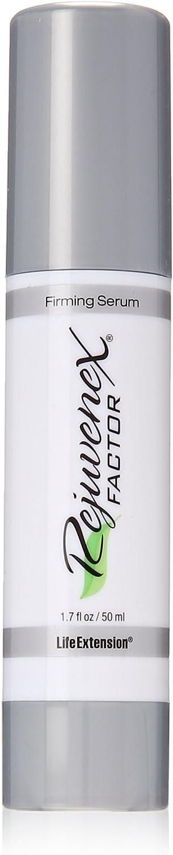Life Extension RejuveneX Factor Firming Serum, 1.7 Ounce