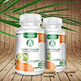 2 Pack Garcinia Cambogia 100% Pure 1540 MG 95% HCA Most Potent HCA Formula Available in the USA Market - Pharmaceutical Grade Quality
