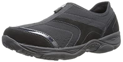 Easy Spirit Women's Ellicott Walking Shoe,Black,6 ...