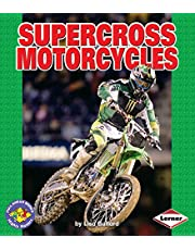 Pull Ahead Mighty Movers:Supercross Motorcycles
