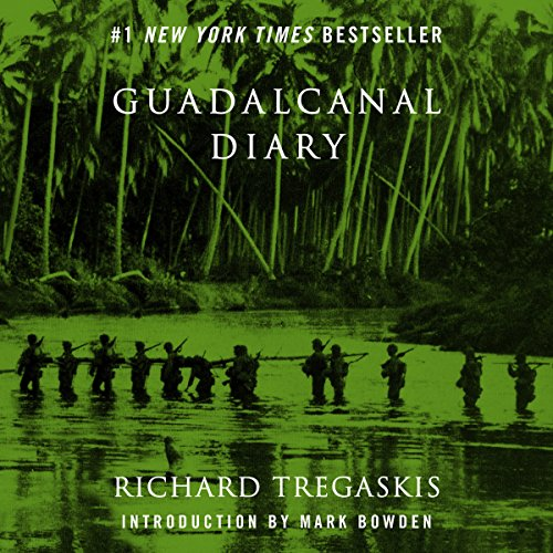 Guadalcanal Diary: 2nd Edition Audiobook [Free Download by Trial] thumbnail