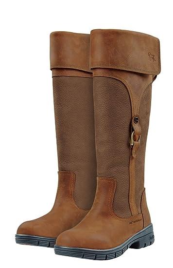 Dublin Ladies Turn Down Boots 7.5