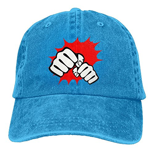 Its Winter Hard Hat Liner (Cool Boxing Fight Unisex Fashion Denim Bucket Hat Print Popular Visor Caps Cool Adjustable Dad Cap)