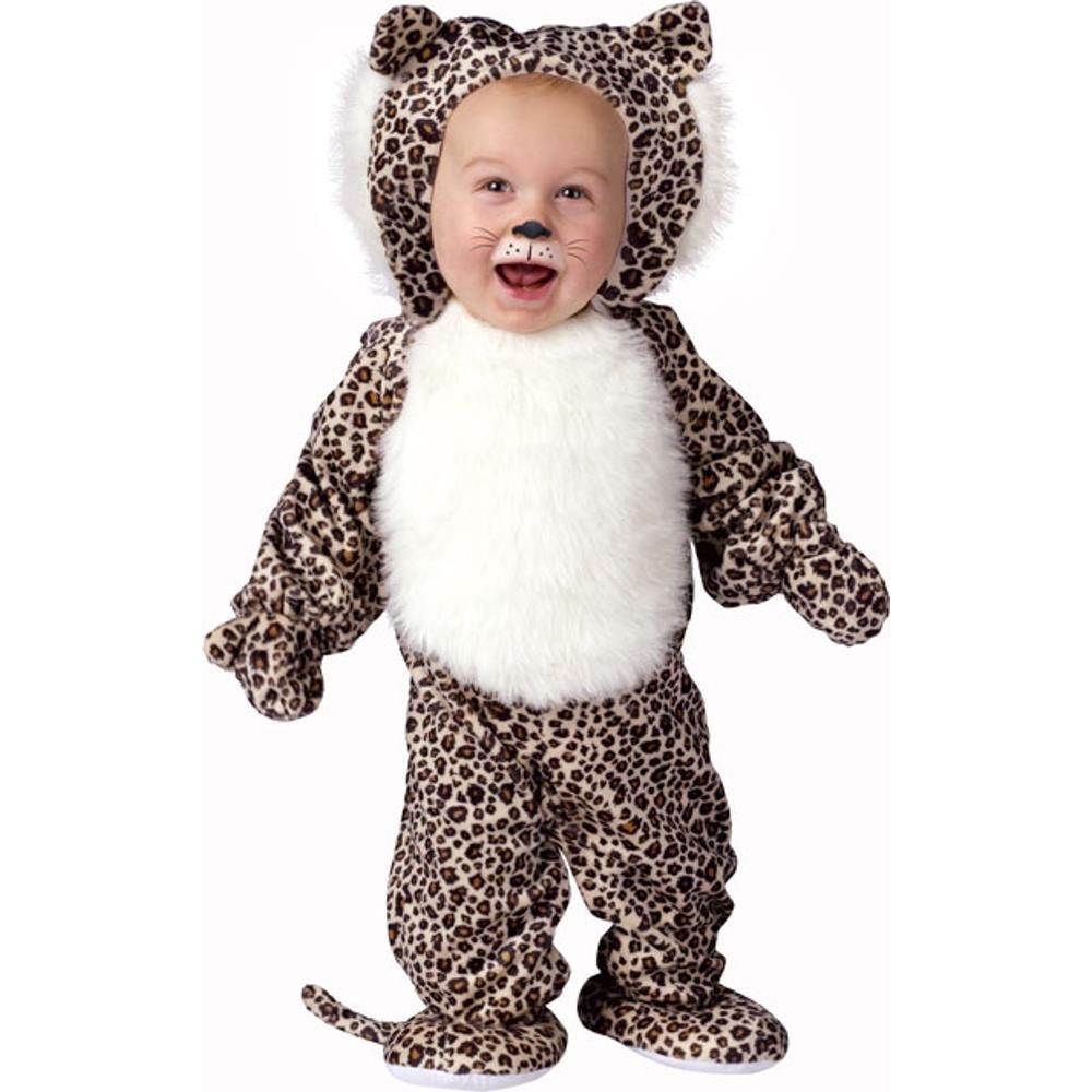 2871976668fd Amazon.com: Infant Little Leopard Costume, Size 12M, Color Leopard Print:  Clothing