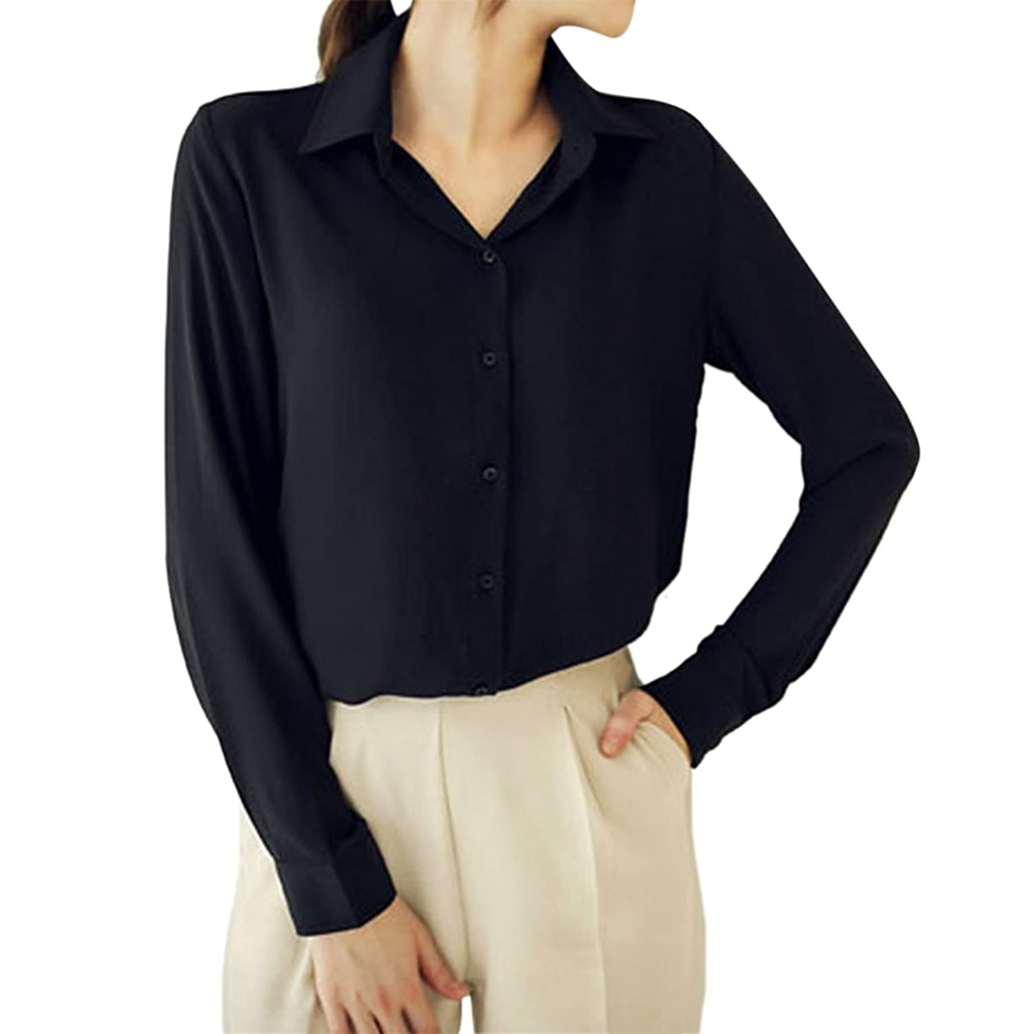 Shop for womens black collared shirt online at Target. Free shipping on purchases over $35 and save 5% every day with your Target REDcard.