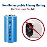 Bingogous CR123A Lithium Battery 3V 1300mAh with