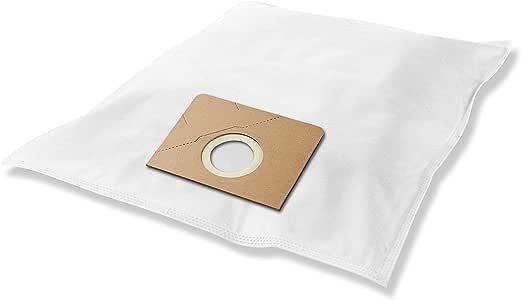 10 Bolsas de fieltro para Kärcher Serie NT 35/1 (AP, Adv, tact, TE,..) bolsas de aspiradora alternativo para 6.907 - 479.0/69074790 de MicroSafe®: Amazon.es: Bricolaje y herramientas
