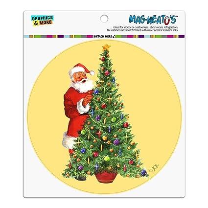 Amazon Com Graphics And More Christmas Holiday Santa