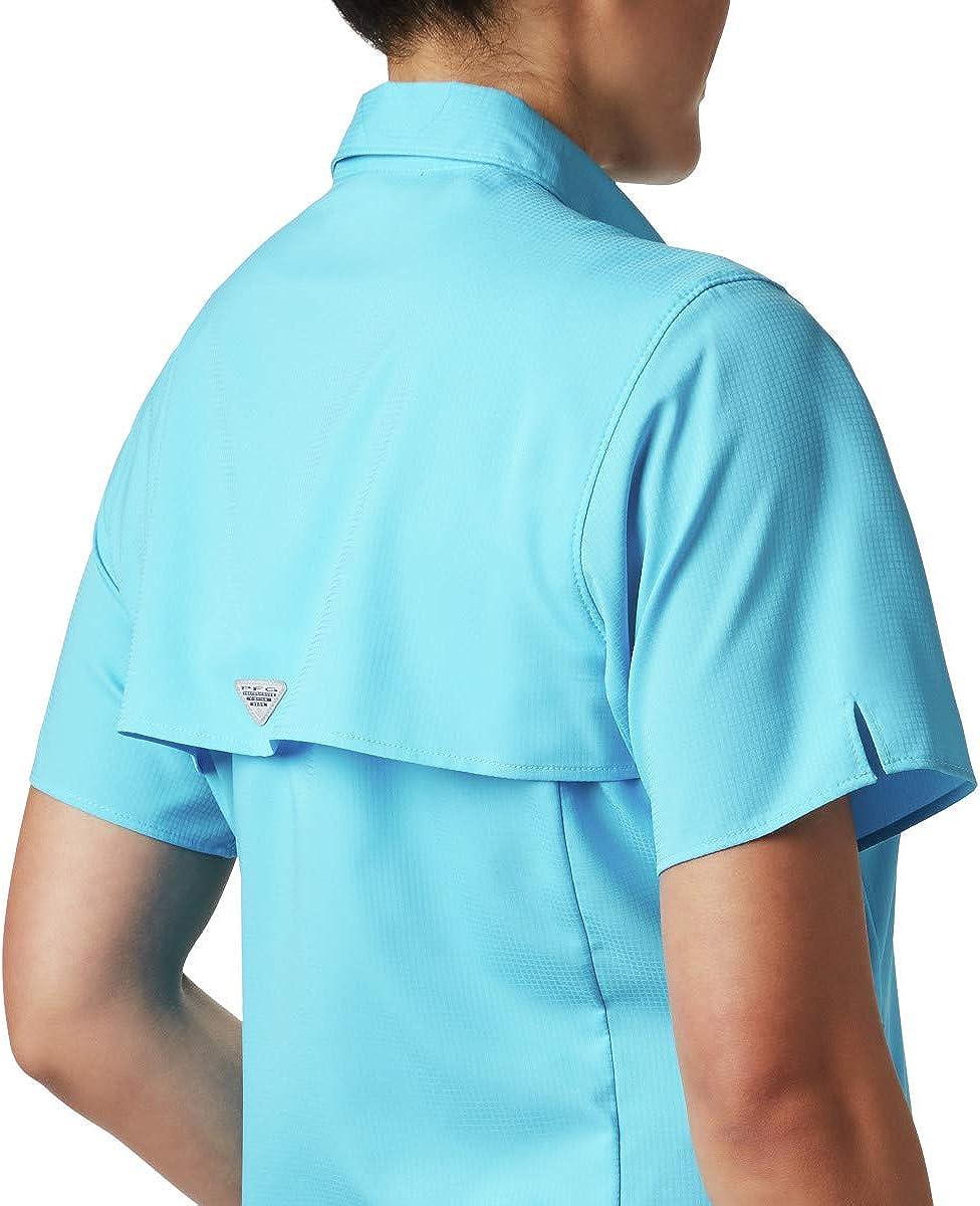 Columbia Womens Tamiami Ii Short Sleeve Shirt Medium Jupiter