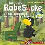 Die Wunscherfüllkiste und andere rabenstarke Geschichten (Der kleine Rabe Socke - Das Hörspiel zur TV Serie 2) |  div.