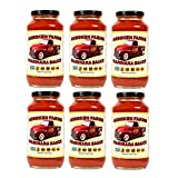 Hoboken Farms Big Red Gourmet Marinara Sauce (6 Pack)