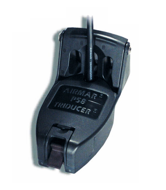 Raymarine A102138 50/200KHz S/T, Transom Mount Transducer, A Series