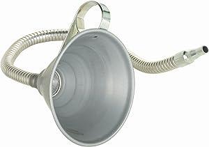 OTC 4848 Flexible Spout Funnel - Metal Construction