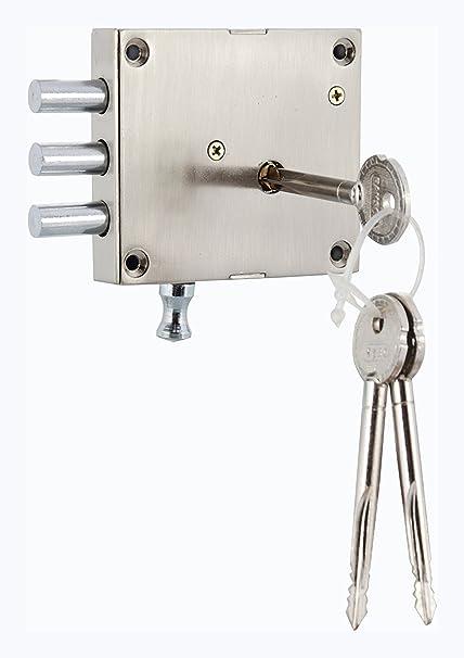 Ramson RimFit Two In One Door Interlock with Unique Cross Key (288_P1)  sc 1 st  Amazon.in & Ramson RimFit Two In One Door Interlock with Unique Cross Key ...