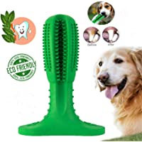 Dog Chew Toothbrush - Safe, Natural, Non-Toxic and Long-Lasting Dog Pet Chew Toys - Dog Toothbrush Stick for Dogs