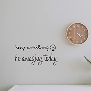 Inspiring Wall Stickers - Wall Decal Quotes Words Stickers - Wall Stickers - Sticker Décor Decal - Wall Quote Decal Sticker Art Décor