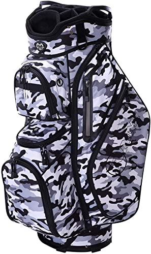 Ram Golf Tour Cart Bag with 14 Full Length Dividers -Camo