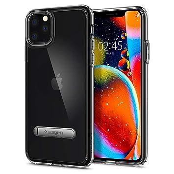 iPhone 11 Pro ケース ウルトラ・ハイブリッド S 077CS27443 (クリスタル・クリア)