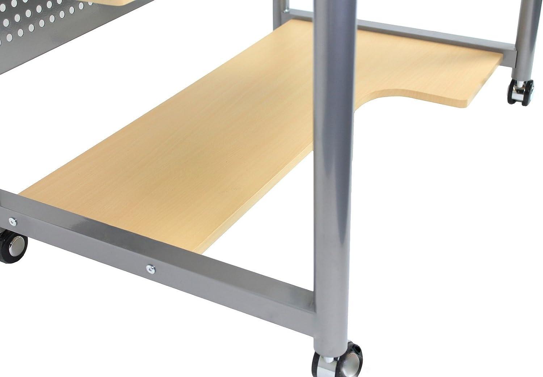 YELLOO Wheel - Mesa de Escritorio de diseño para el Ordenador ...