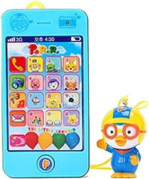 Amazon.es: Pororo Móviles del bebé de Juguete de Smartphone ...