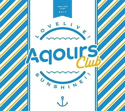 Love Live! Sunshine!! Aqours Club by Imports