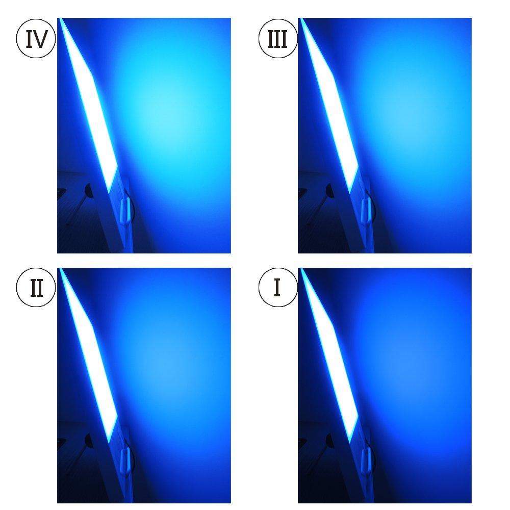 EnjoyNaturalSunLifeC Seasonal Affective Disorder Energy Light Lamp For Sad Depression With Customizable Daylight/Blue Intensity&Mode,Full Spectrum-10,000Lux Daylight/200Lux BlueLight Therapy Light Box by EnjoyNaturalSunLifeC (Image #9)