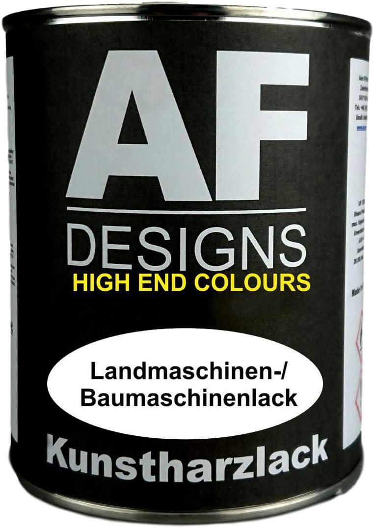 Alex Flittner Designs 1 Liter Kunstharzlack Für Fendt Nature Green Maschinen Lkw Nfz Lack Landmaschine Baumaschine Auto