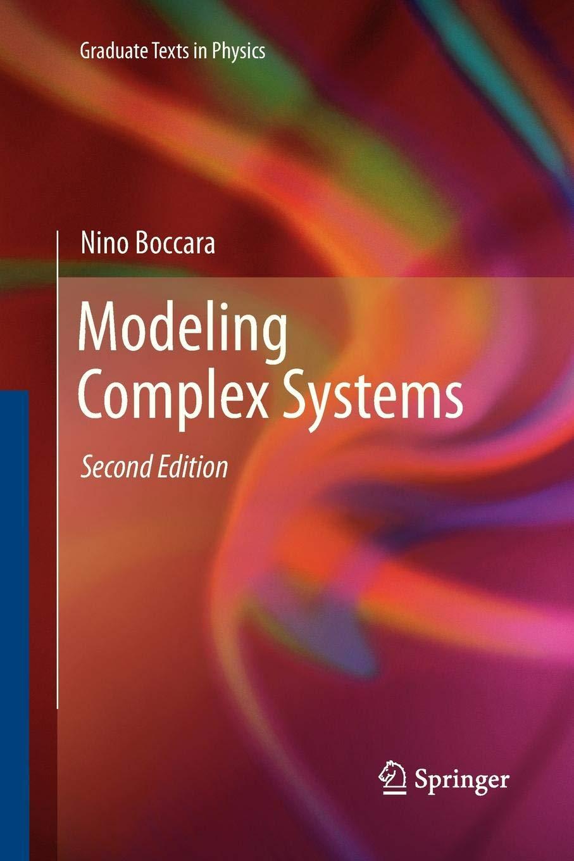 Modeling Complex Systems (Graduate Texts in Physics) por Nino Boccara