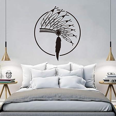 ganlanshu Diseño de Arte Decoración del hogar Etiqueta de la Pared ...