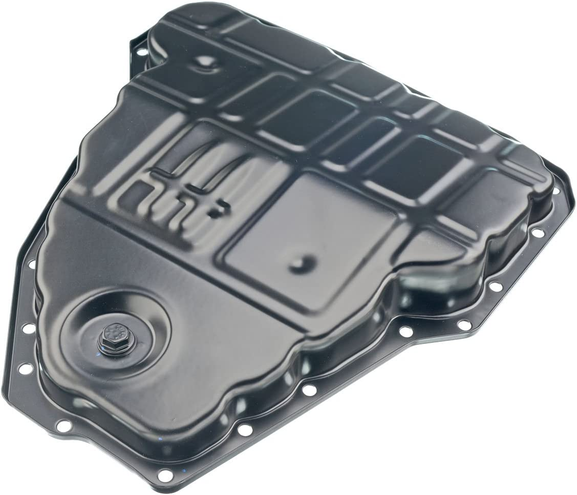 A-Premium Transmission Oil Pan Compatible with Infiniti I30 1996-2001 I35 2002-2004 Nissan Maxima 1995-2003 Sentra Altima Quest