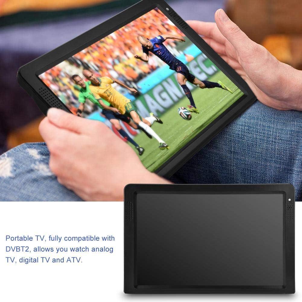 Televisor portátil de 12.1 Pulgadas, Pantalla LED pequeña para TV ...