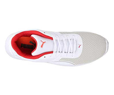 Puma Men s KOR IDP White Sneakers-9 UK India (43 EU) (36777104)  Buy ... f64bcbca6