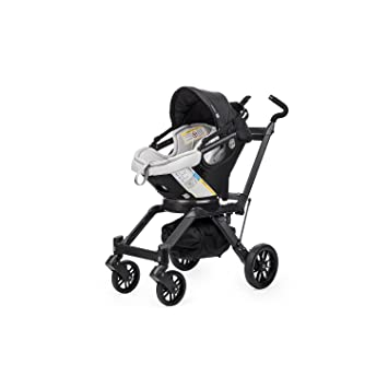 Orbit Baby G3 Stroller Base And Infant Car Seat Black