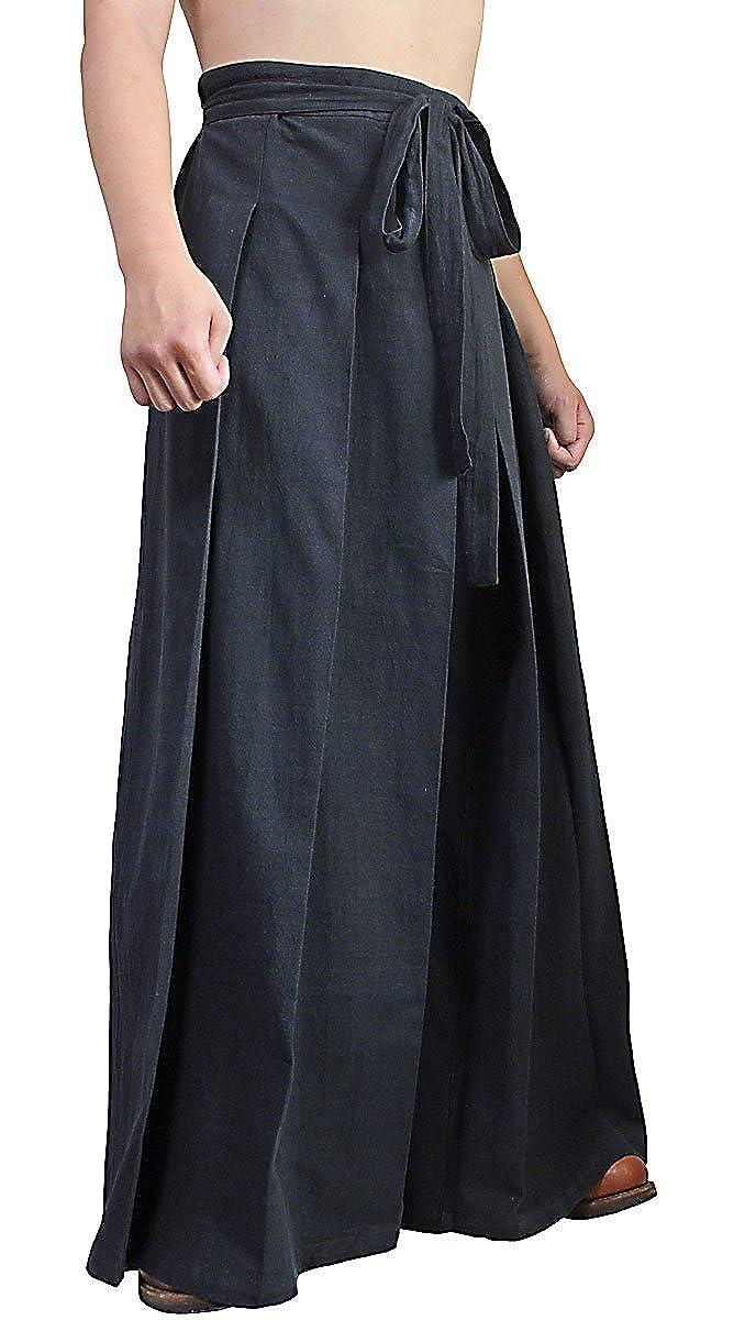 ジョムトン手織り綿袴パンツ B0144PPFAQ   Mサイズ
