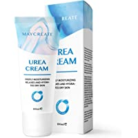Urea cream(40%) for Moisturizes and Rehydrates Hand, Feet, Knees & Elbows - For Thick, Cracked, Rough, Dead & Dry Skin…