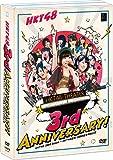 HKT48 3周年3days+HKT48劇場 3周年記念特別公演 (DVD5枚組)