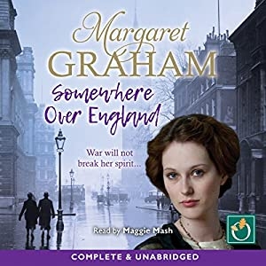 Somewhere Over England Audiobook