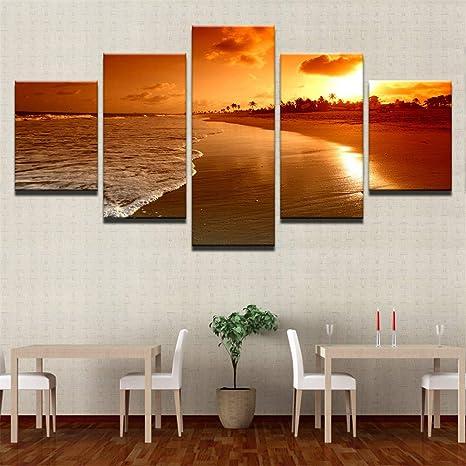 Comecong Pintura Decorativa, Wulian Seascape Landscape ...