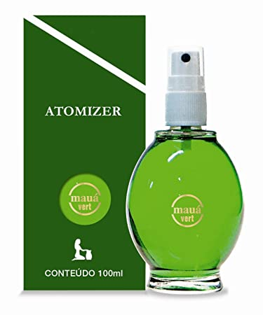 Linha Tradicional Maua - Colonia Vert Atomizer Unisex 100Ml - (Maua Classic Collection - Eau