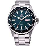 Orient Men's Automatic Watch with Stainless Steel Strap, Grey, 22 (Model: RA-AA0004E19B)