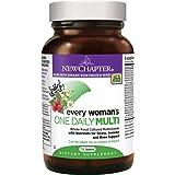 New Chapter 女性多种维生素含发酵益生菌+铁+ B维生素+维生素D3 +Non-GMO成分 - 72粒
